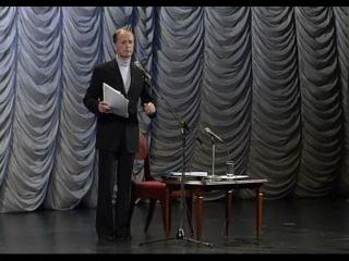 """Михаил Задорнов """"Американская трагедия"""", 2003"""